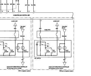 Free Wiring Diagram: Acura Ilx Wiring Diagram
