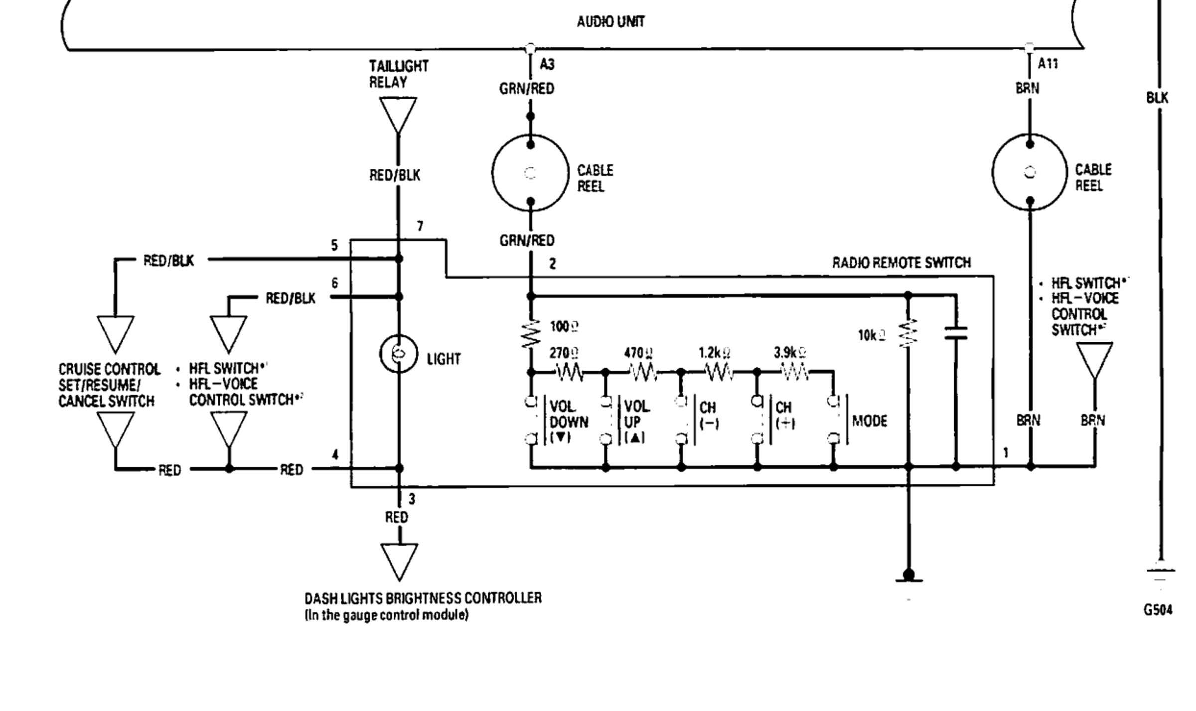 Home Audio Volume Control Wiring Diagram