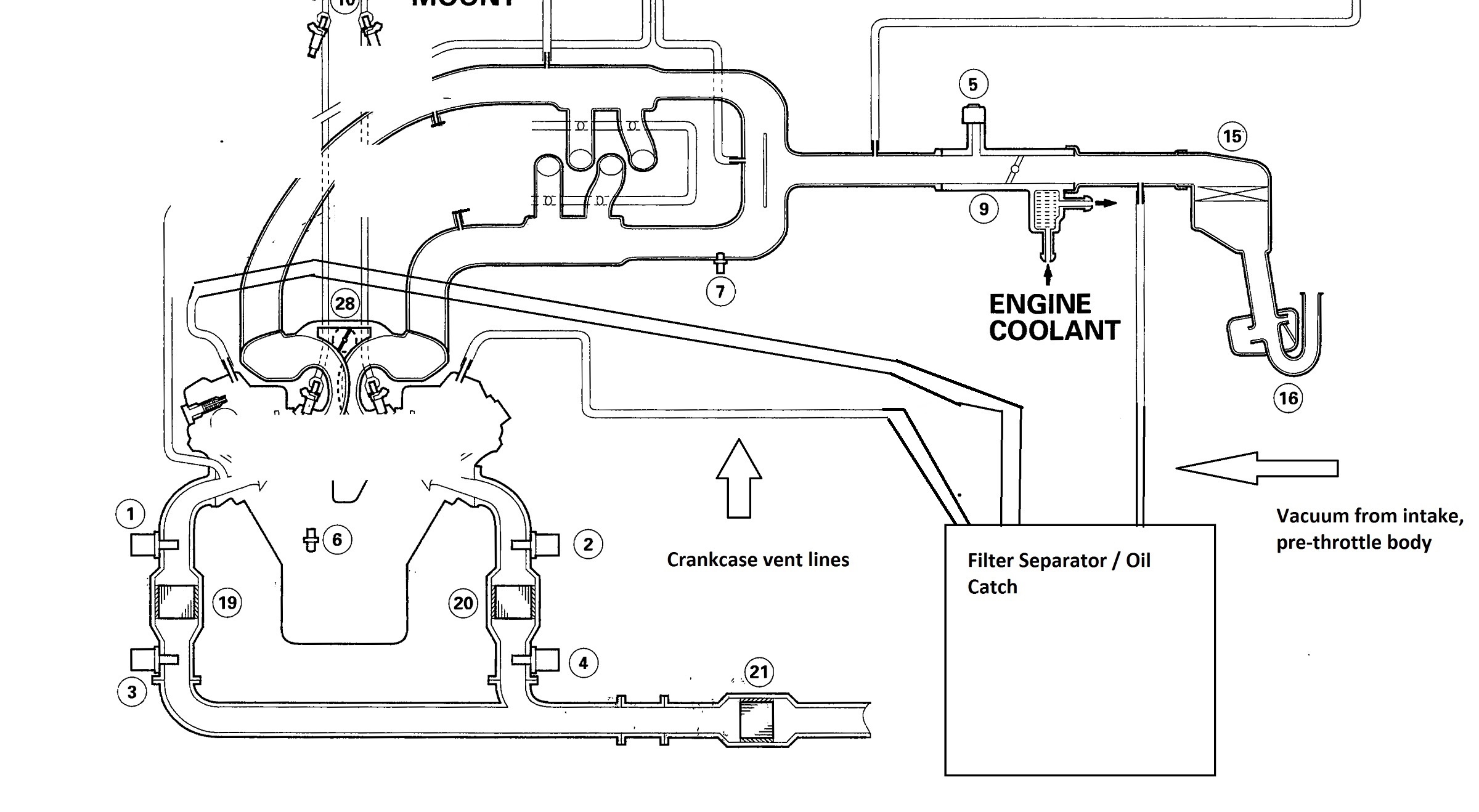 5 7 Hemi Coolant Diagram