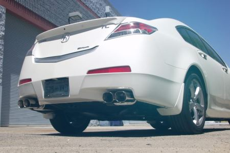 Acura Tl Performance Exhaust Endlessrpm Acura Tl Performance J Pipe - Acura tl performance parts