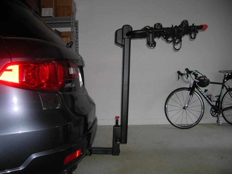 what bike rack do you use on your rdx