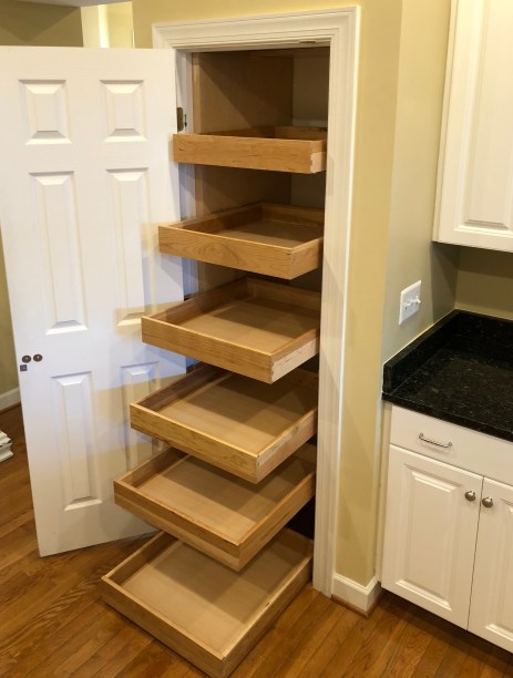 6 drawer pantry