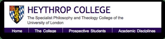 Heythrop College