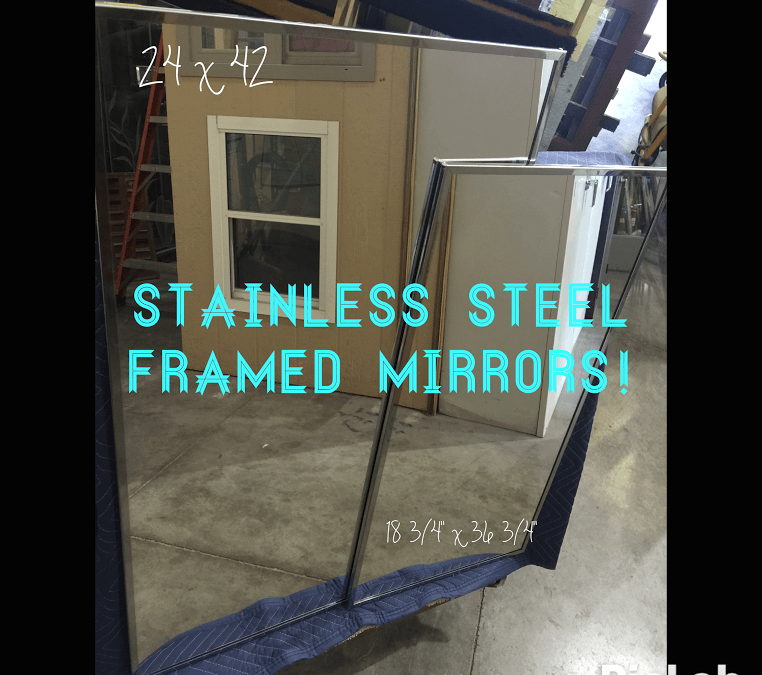 Framed Mirrors on Sale
