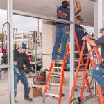 A Cutting Edge Glass & Mirror Commercial Storefront Installation Services - Las Vegas, Nevada