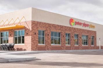 NE Corner of Brand New Peter Piper Pizz Location - Mccarran Marketplace Shopping Center