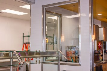Inside Commercial Glass by A Cutting Edge Glass & Mirror of Las Vegas, Nevada