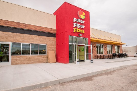 Peter Piper Pizza - Mccarran Marketplace Shopping Center Location