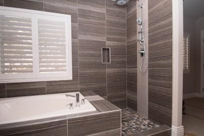Before Installation of Standard 3/8 Inch Shower Door Installation