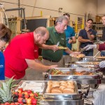 Digging into Garcia's Catering - 10th Anniversary in Business Celebration