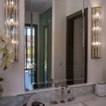 Close-Up Custom Mirror - Sunwest Custom Homes