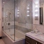 Frameless Shower Door Enclosure System