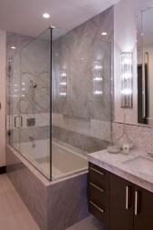 Frameless Shower Door Enclosure System