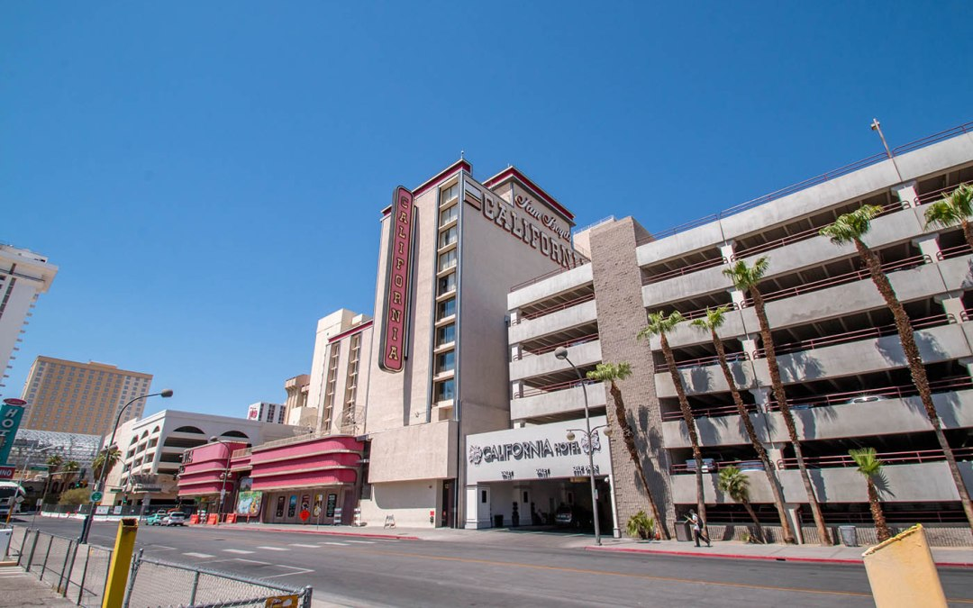 California Hotel & Casino – Las Vegas, Nevada – Commercial Hotel Bathrooms