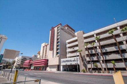 California Hotel of Las Vegas, Nevada