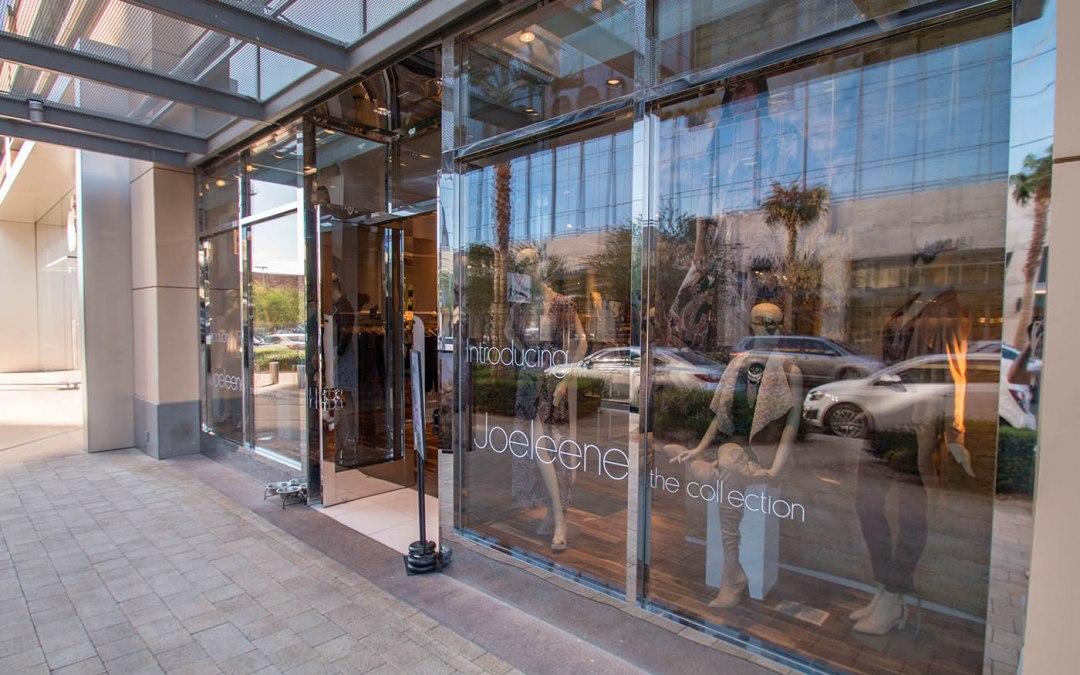 Joeleene Commercial Glass Storefront – Downtown Summerlin