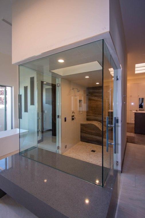 Custom Shower Door Enclosure System