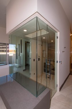Frameless Shower Door Systems - A Cutting Edge Glass & Mirror