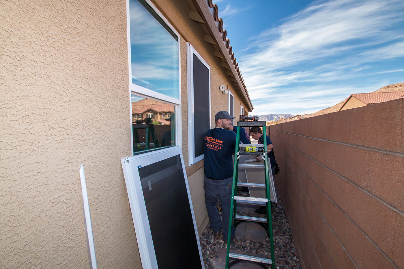 Nevada S 1 Security Screens Company A Cutting Edge