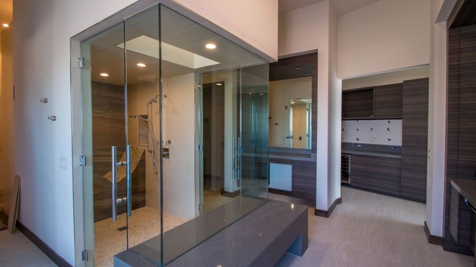 Frameless Shower Doors A Cutting Edge Glass Mirror