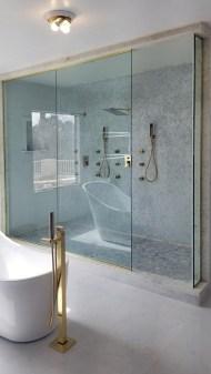 Frameless Shower Doors   A Cutting Edge Glass & Mirror