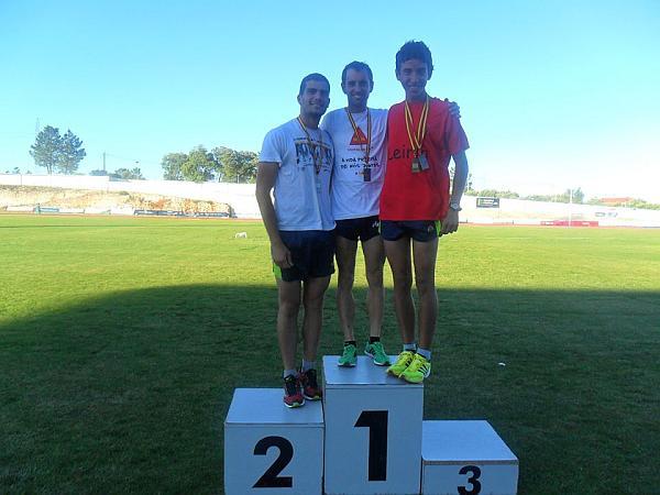 Campeonato Distrital Juniores (Camp. Distr. Abs. 5.000 Marcha)