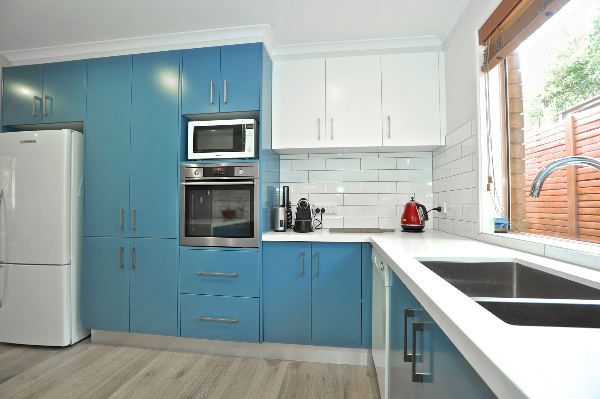 New Kitchen - Beachside - AC & V Kitchens Melbourne