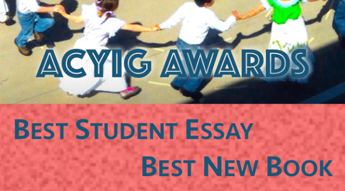 2015 Prizes – Submissions Now Open
