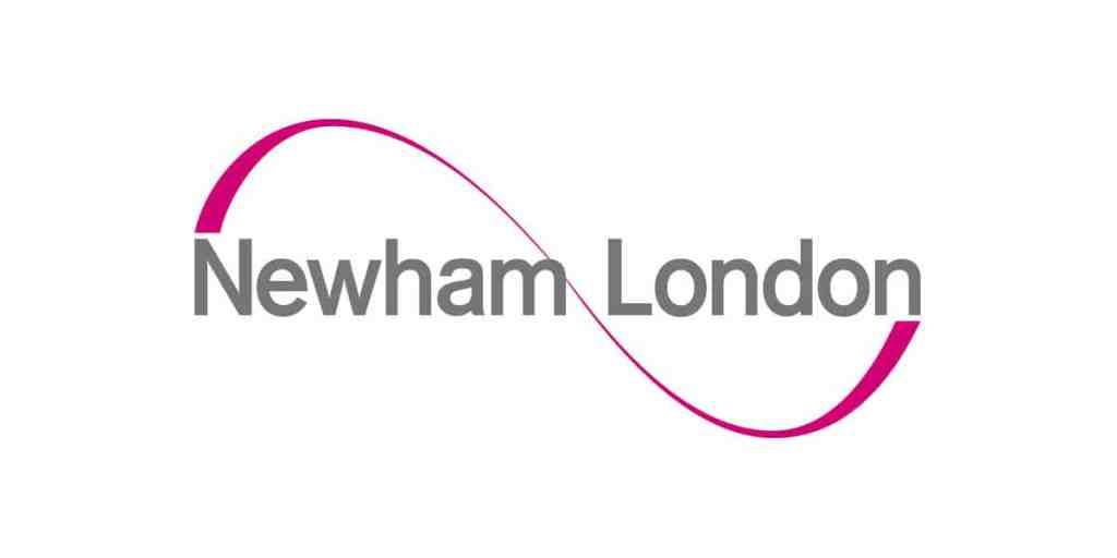 Newham London logo