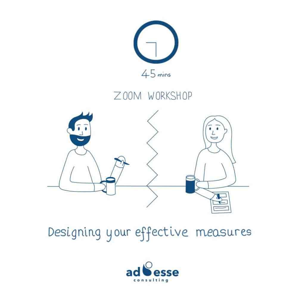 Ad Esse Consulting measures event workshop illustration