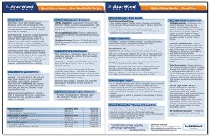StarWind Software Networking Diagrams  Infographics by Kenny Chung