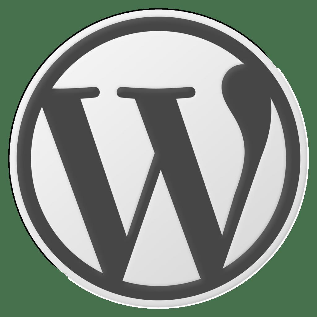 Logo Wordpress HD