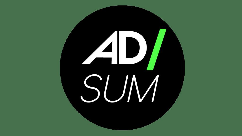 AD/sum logo communication lyon