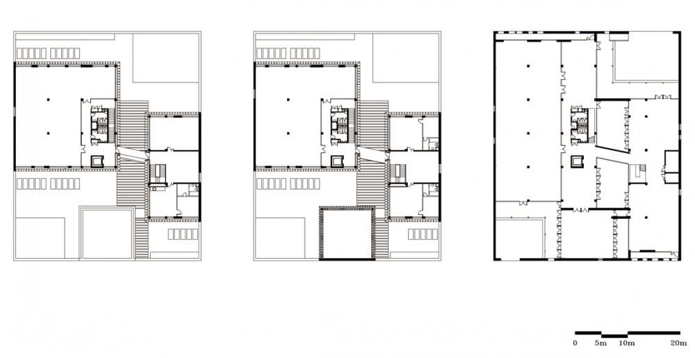 tea house plan