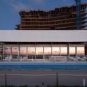 """Richard Meier Tops Out on Florida Beach """"Surf Club"""" © Richard Meier & Partners"""