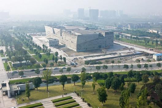 Ningbo Historic Museum / Wang Shu, Amateur Architecture Studio (4) © Iwan Baan