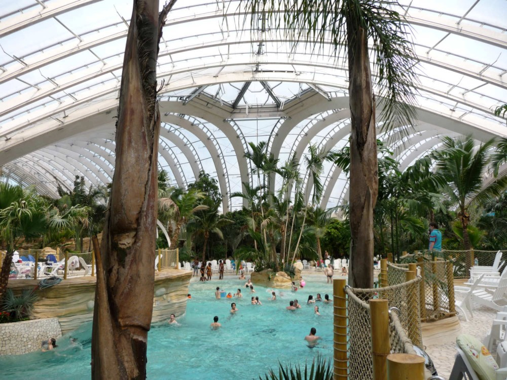 Center parcs les bois francs le blog de ced for Piscine center parc
