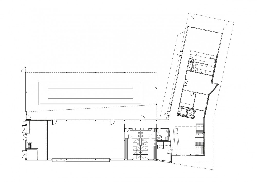 Saltwater Coast Lifestyle Centre / NH Architecture (18) plan