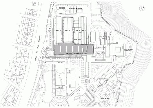 Expansion Of The Hospital De Sabadell / Estudi PSP