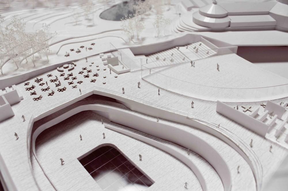 Natural History Museum Proposal (14) model 03