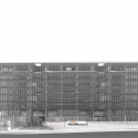 115 West Street Building / Paragon Architects Elevation