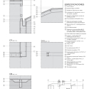 Huit House / tactic-a Detail, facade section