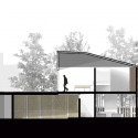 Huit House / tactic-a Section A-A'