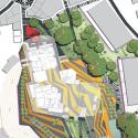 Metro Cable Caracas / Urban-Think Tank Site Plan