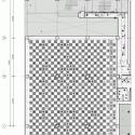 Honeybee Lounge / poly.m.ur Floor Plan