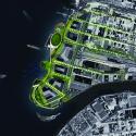 Hunter's Point South Waterfront Park / Thomas Balsley Associates + Weiss Manfredi Site Plan