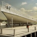 BIG Designs Pier 6 Viewing Platform for Brooklyn's Waterfront Courtesy of BIG