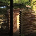 "AA Students ""Amplify the Forest"" Courtesy of Stewart Dodd and the Architectural Association"