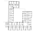 25hours Hotel Vienna  / BWM Architekten Floor Plan
