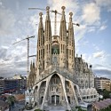 AD Classics: La Sagrada Familia / Antoni Gaudi The Passion Facade © Expiatory Temple of the Sagrada Família